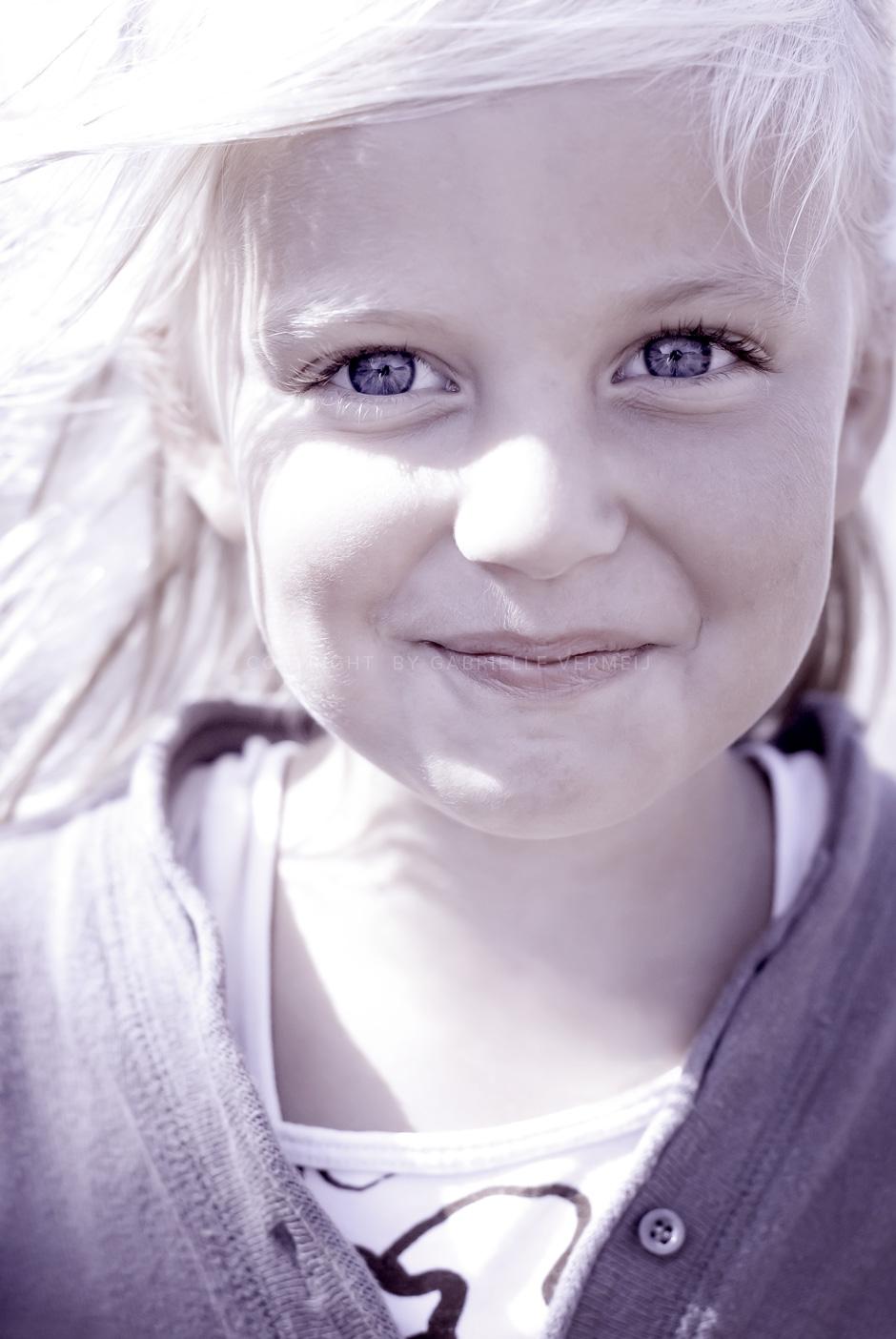 Portrait of Emkje