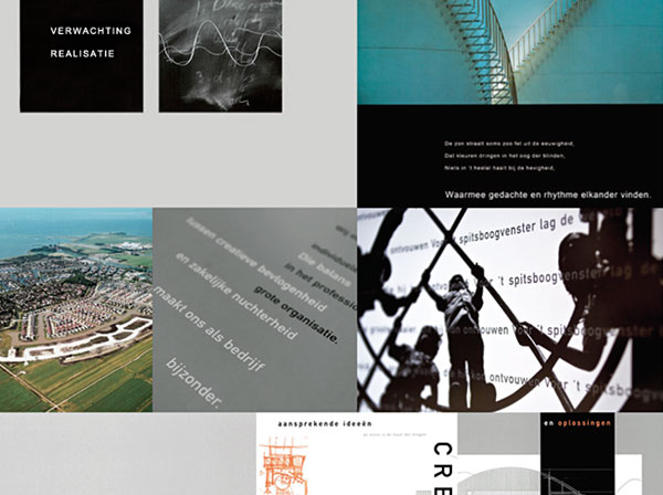 Corporate Brochure architects