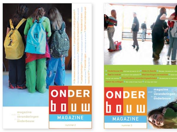 Magazine to inform teachers